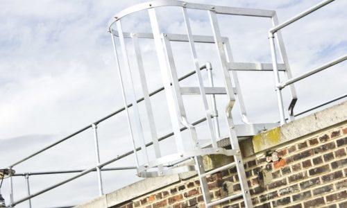 Vertical Fall Protection Systems
