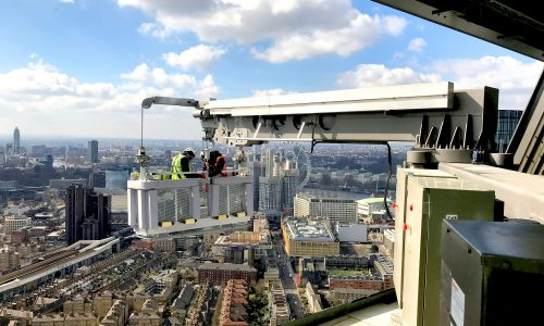 Window Cleaning Cradles & Maintenance Units